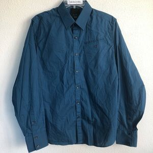 G Star Raw correctline button down LS Shirt Medium